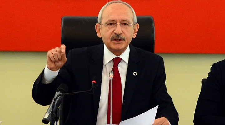 CHP leader takes on gov't, says cutting live broadcasts a coup tradition