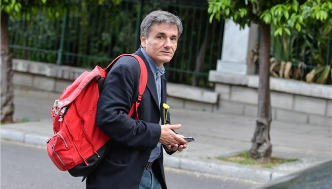 Tsakalotos: Greece on a good path for making Greek debt sustainable