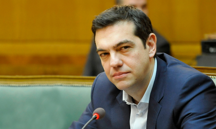 """""""It's time to give Greece room to grow"""" says Greek PM"""