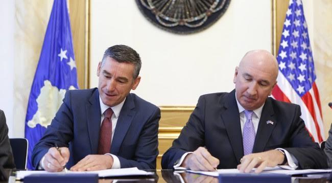 Kosovo signs a memorandum of cooperation with American investors