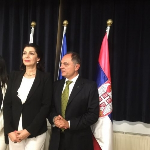 Serbian community in Slovenia founds new organisation