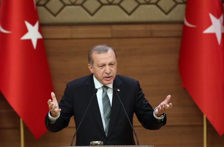 President Erdoğan: UN a burden on humanity