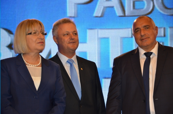 Bulgaria presidential race: Rivals like GERB candidate for all the wrong reasons