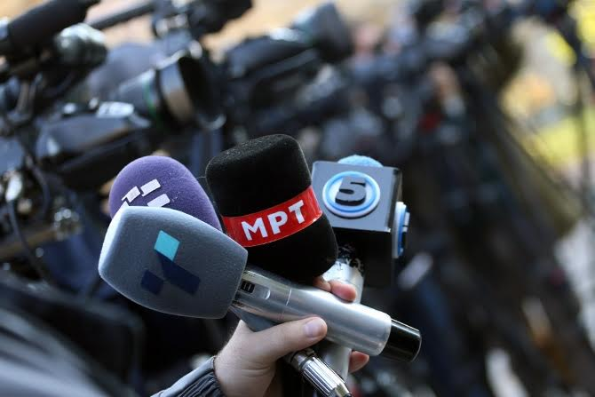 Concerns about the degradation of the integrity of media in FYROM