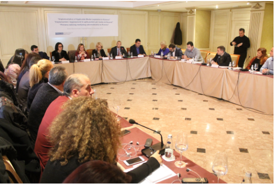 Access to public documents is a challenge for media in Kosovo