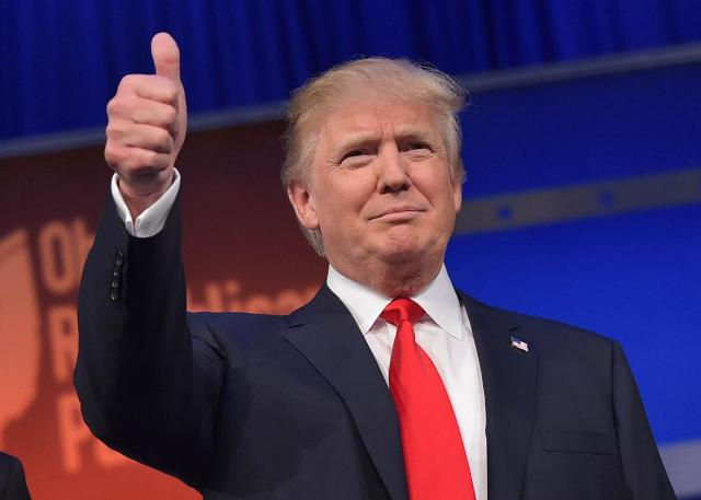 """US president elect is declared """"Citizen of Honor"""" in Albania"""