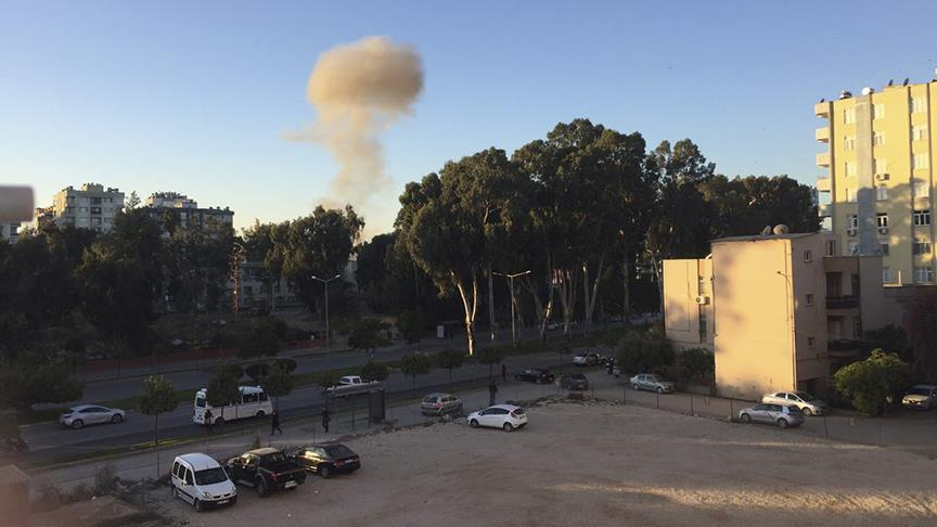 Explosion in southern Turkey's Adana province