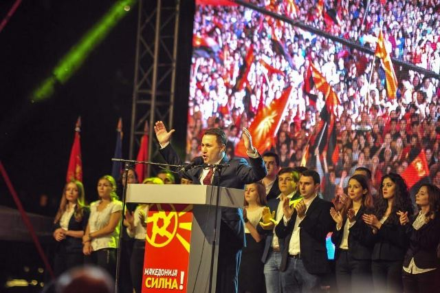 Election campaign heats up in FYROM
