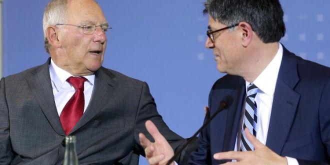 """Washington Group"" to informally discuss Greek debt behind closed doors"