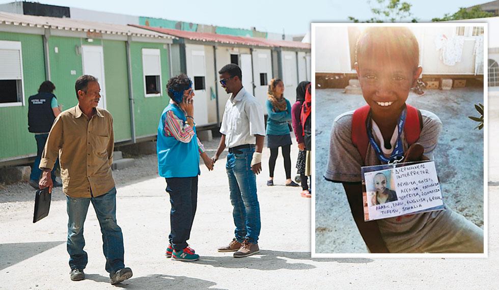 Unicef Awards 13 year old Somali Refugee that speaks 6 languages