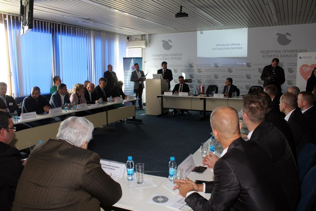 Cooperation between RS and Slovakia enterprises possible
