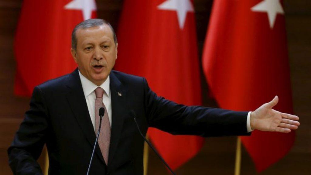 "Erdogan ""The secret of Lausanne is not a sacred text"""