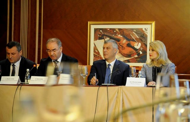Authorities in Kosovo want to decriminalize the political arena