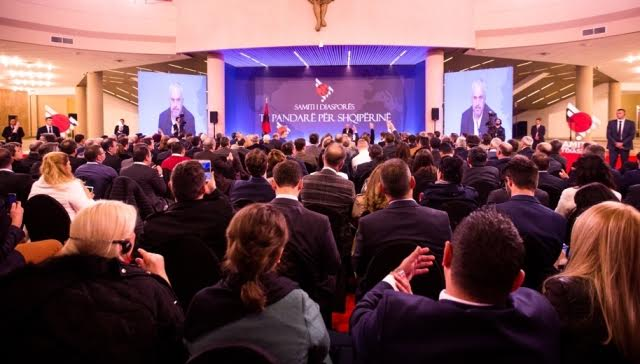 Albanian-Greek issues at the focus of the Diaspora Summit