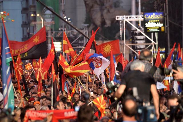 Election campaign in FYROM to start on Monday, a difficult campaign is expected