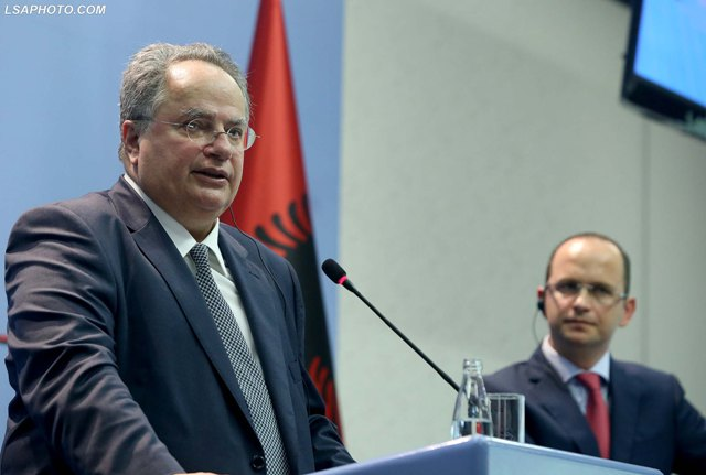 Bushati and Kotzias postpone the summit of the four Foreign and Interior ministers of the Balkans
