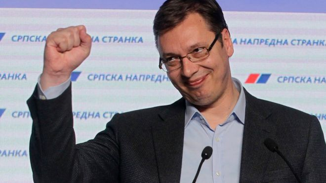 """Vucic, IMF and World Bank """"the mightiest"""" institutions in Serbia"""