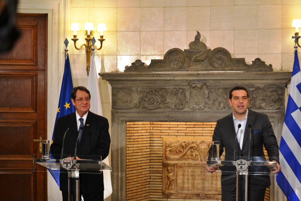 Anastasiades: Inconceivable for any EU country to be under Warranty of Another