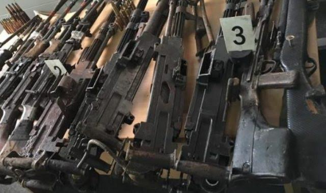A nationwide operation for the collection of weapons, no penalties for voluntary cases