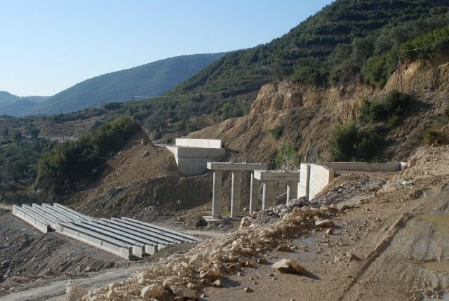 """The Albanian government refuses the offer made by China State Construction regarding the """"Arber's Road"""""""