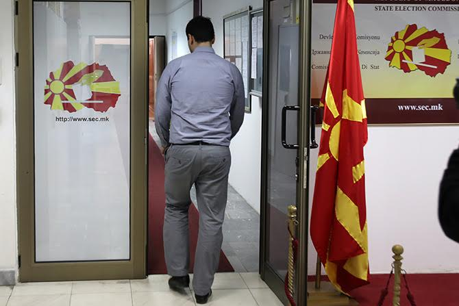 Election campaign in FYROM starts on Monday