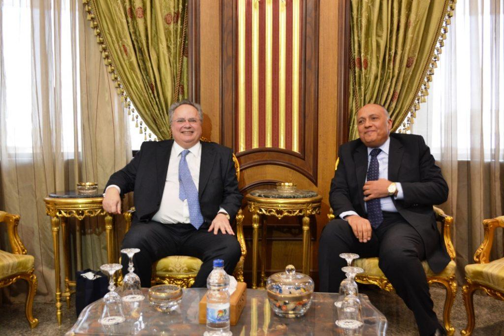 Greek FM Nikos Kotzias to visit Cairo