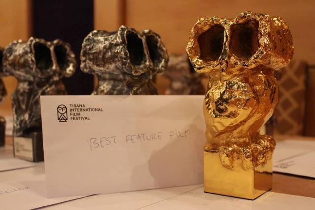 Germany wins the TIFF Film international festival in Tirana