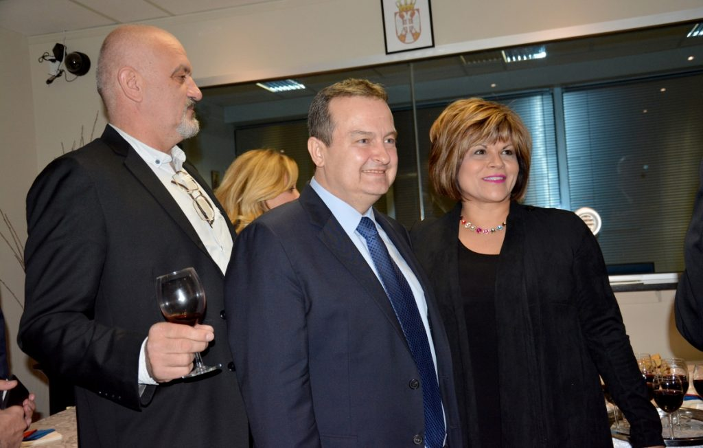 """Dacic: """"Relations between Serbia and Canada are highly important"""""""
