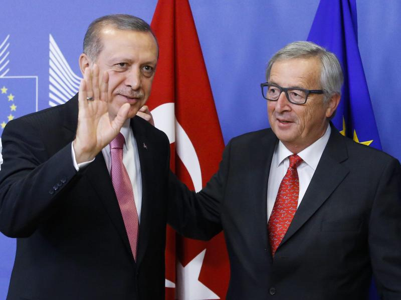 "Erdogan: ""We will resort to a referendum for the accession to the EU"""