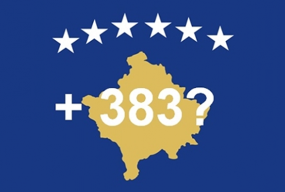 Kosovo and Serbia strike a deal on the country's telephone code