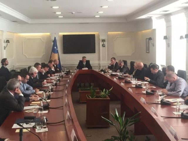 Consensus is demanded for the electoral reform in Kosovo