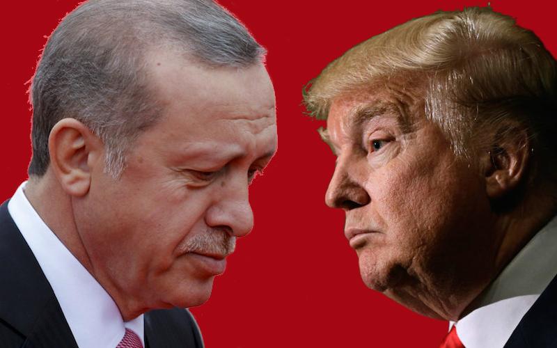 Trump – Erdogan have telephone conversation