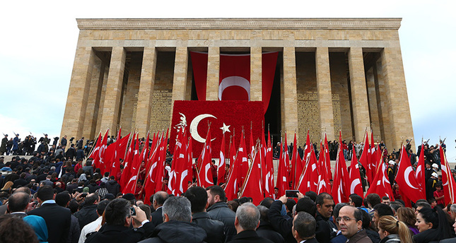 Turkey commemorates Atatürk on 78th anniversary of his passing
