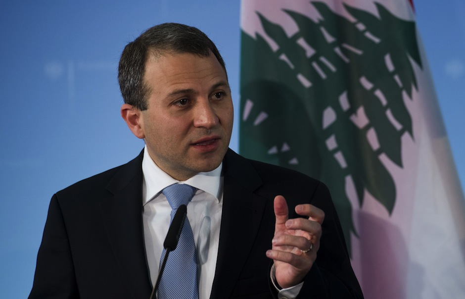 IBNA/Interview: Gebran Bassil, Minister of Foreign Affairs and Emigrants of Lebanon
