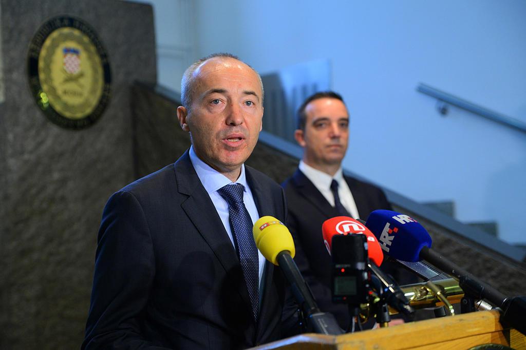 Defence Minister Krstičević Cancels Visit to Sarajevo