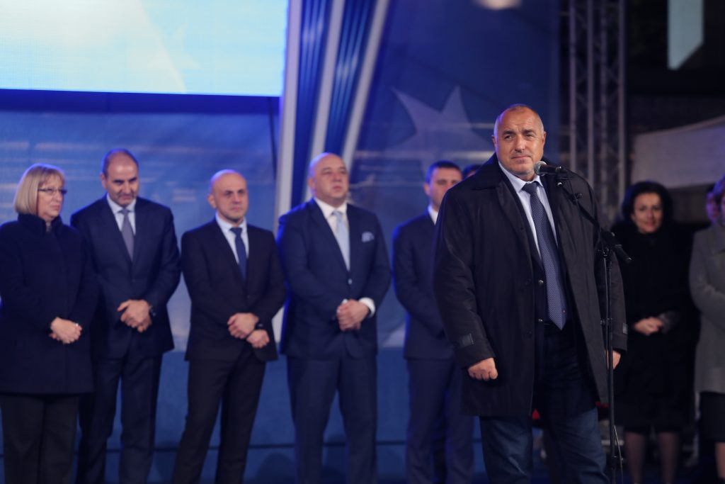IBNA/Op-Ed: Not a very good year for Bulgarian PM Borissov