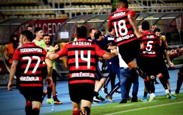 Vardar and Shkendija win their away matches