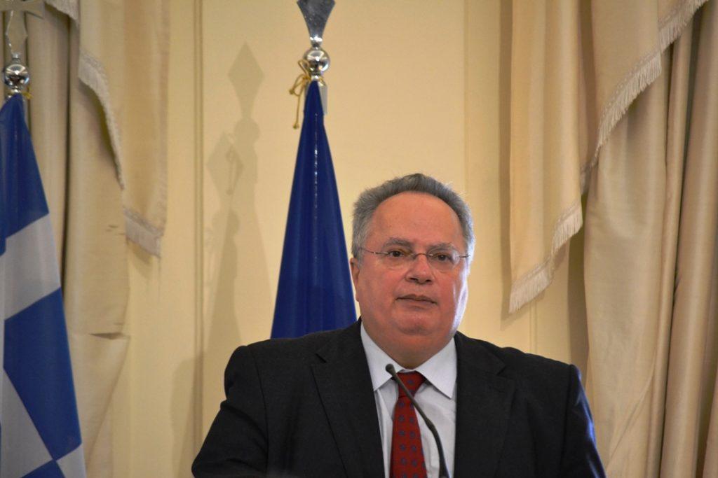 Kotzias to visit Lebanon with Cyprus and Bulgaria counterparts