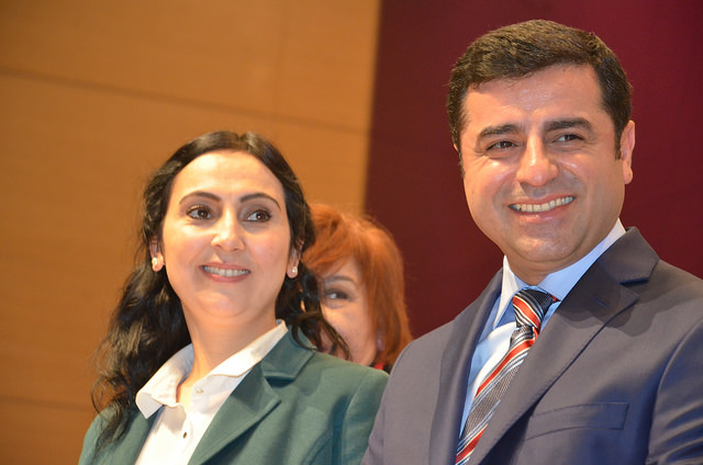 Opposition HDP co-chairs, lawmakers detained in police raids