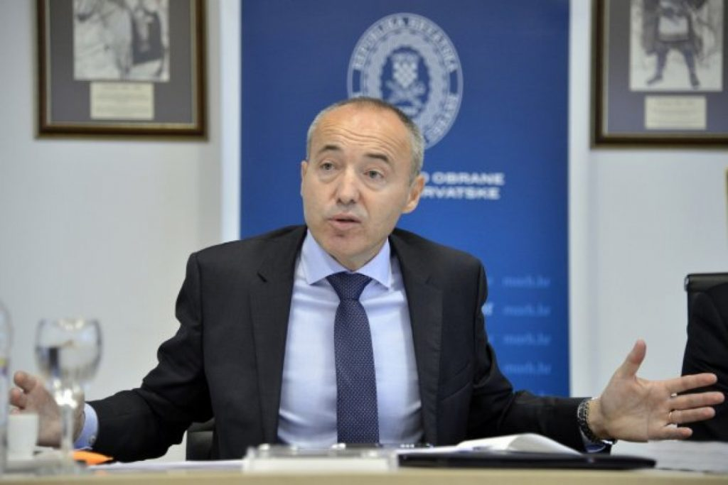 Minister: Intent of Bosnia indictments is to destabilise Croatia