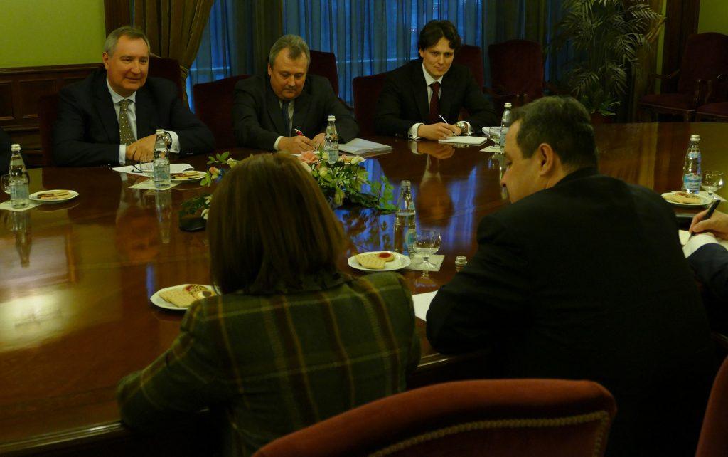 Serbian FM: We won't join European anti-Russian sanctions