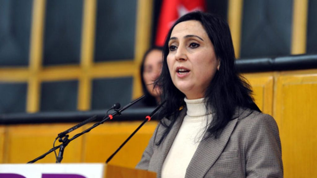 Turkey's Supreme Court of Appeals upholds HDP co-chair's conviction