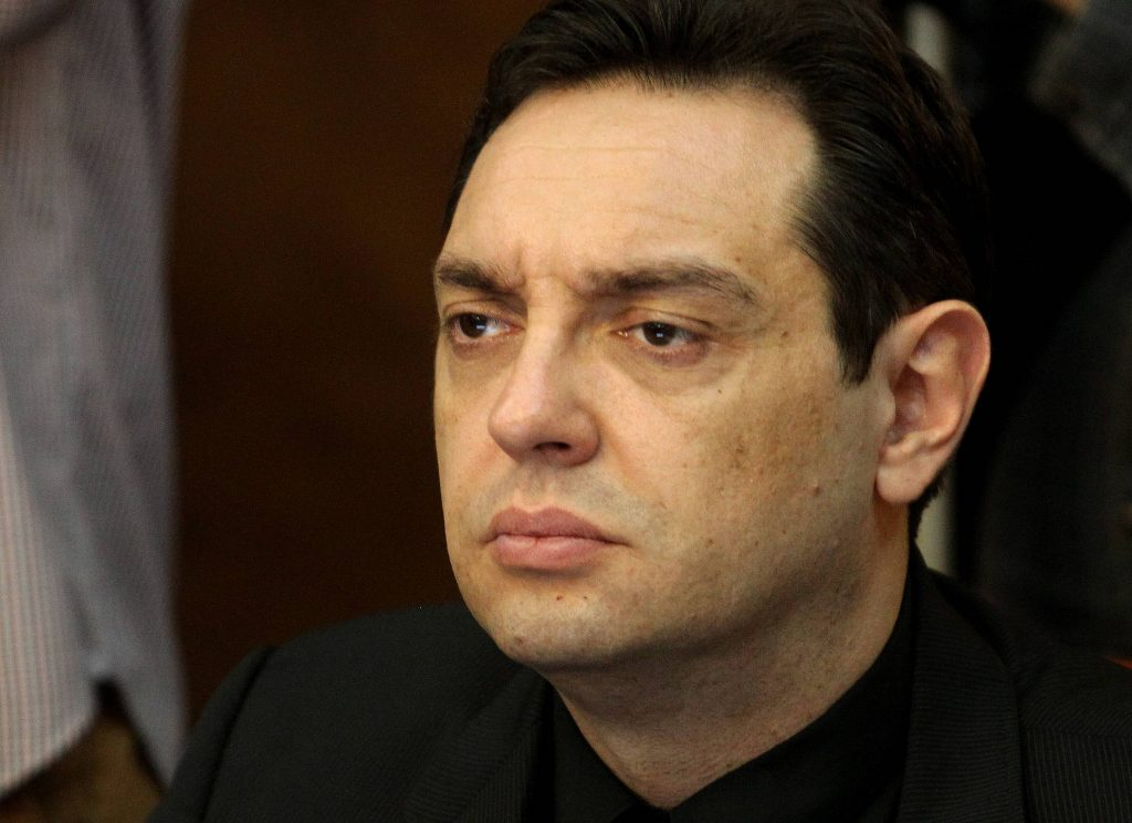 """Minister links Vucic """"assassination attempt"""" with US embassy"""