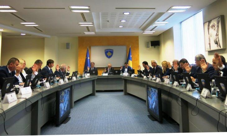 Budget triggers debates within governing coalition parties in Kosovo