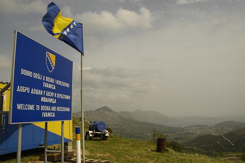 Croatia remains Bosnia's main trade partner