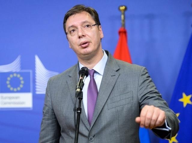 Vucic: West is nervous over Belgrade and Pristina