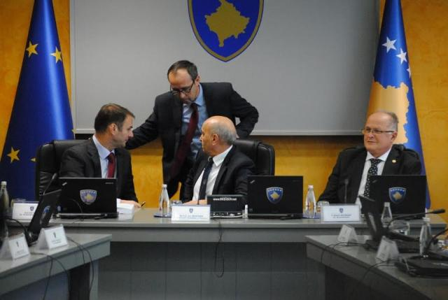 Government of Kosovo approves the 2017 budget