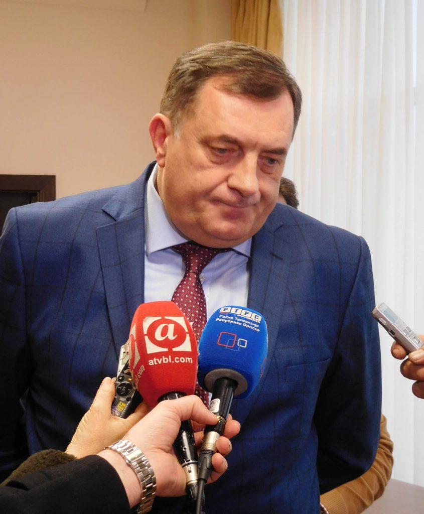 Dodik the media star