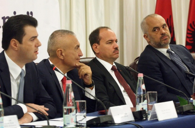 The main developments in Albania for 2016
