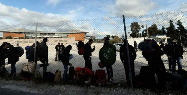 Greece: November sees 593% increase in asylum requests